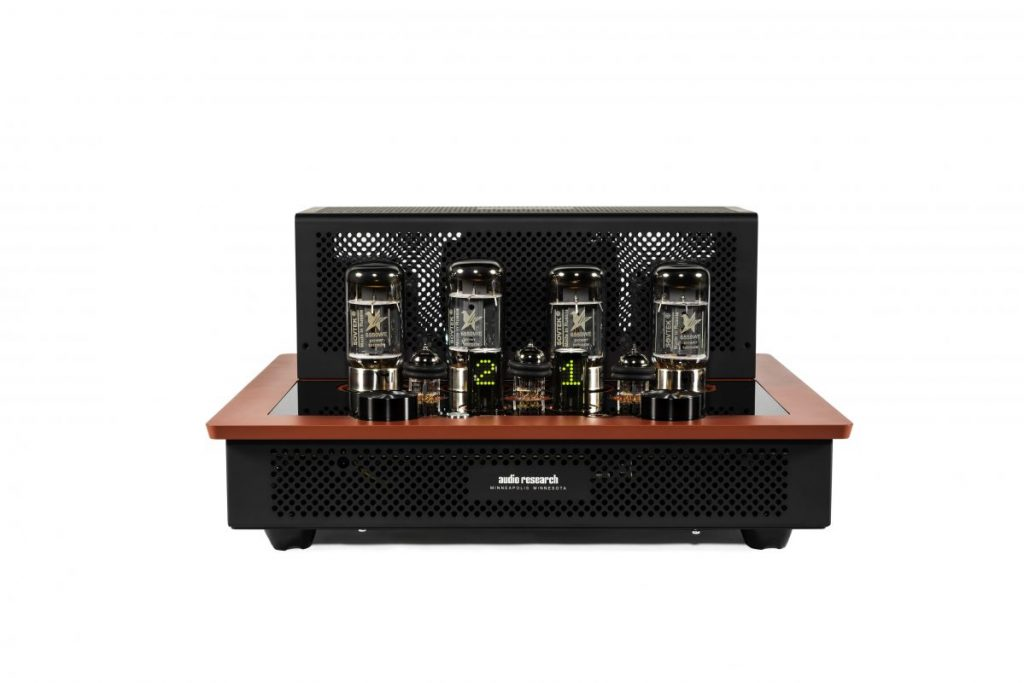 Audio Research launch new I/50
