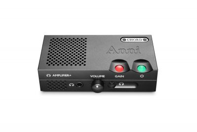 Chord Electronics offers Anni, first small desktop amplifier