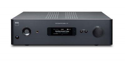 NAD C 399 HybridDigital DAC Amplifier launched
