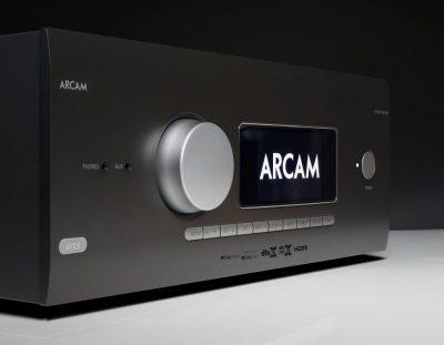 ARCAM announces affordable AVR5